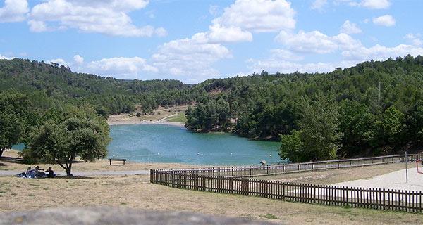 Lac Cavayere